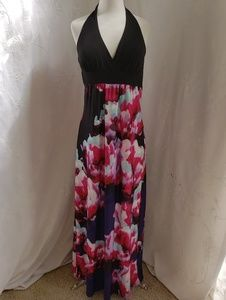 Heart Soul maxi dress NWT